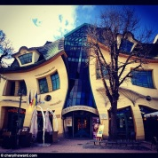 Crooked House by Szotynscy & Zaleski – Sopot, Poland 2