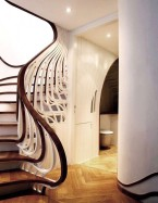 Sensualscaping Stairs Designed by Atmos Studio